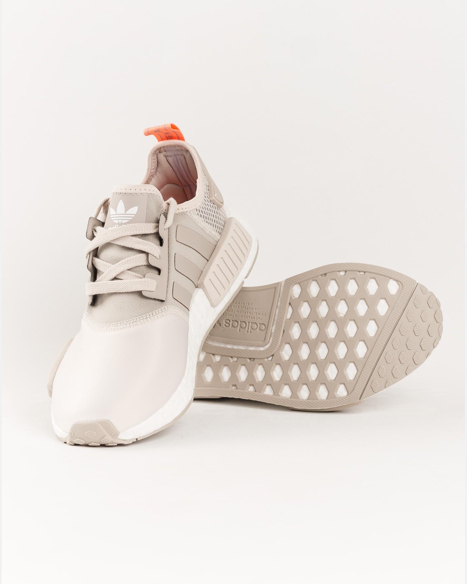 adidas nmd r1 femme grise et rose