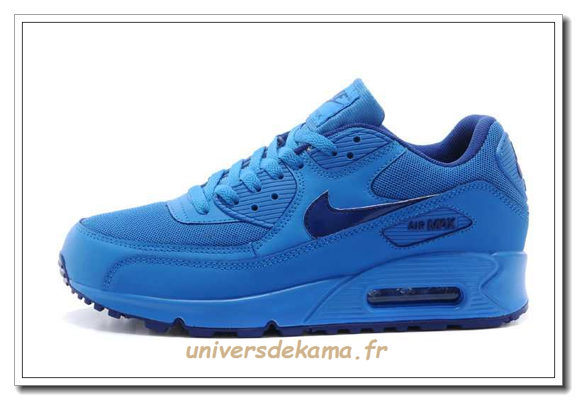official photos 5cc27 7069f air max 90 bleu pas cher