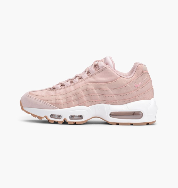 air max 95 rose pale soldes