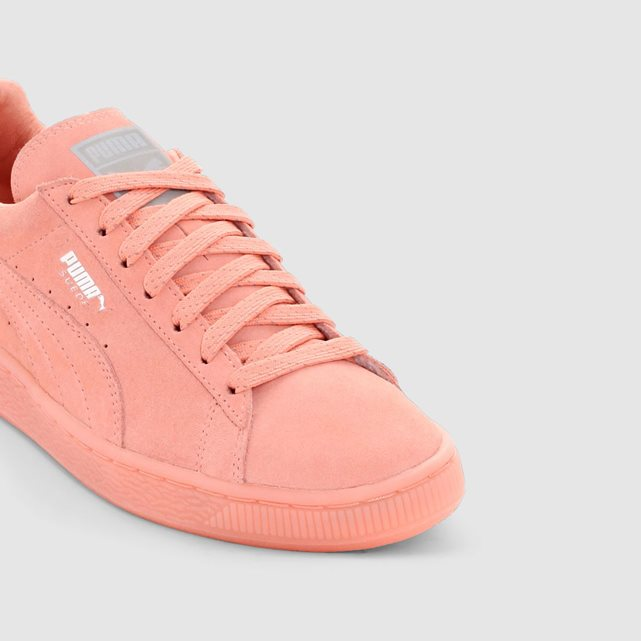 basket puma orange
