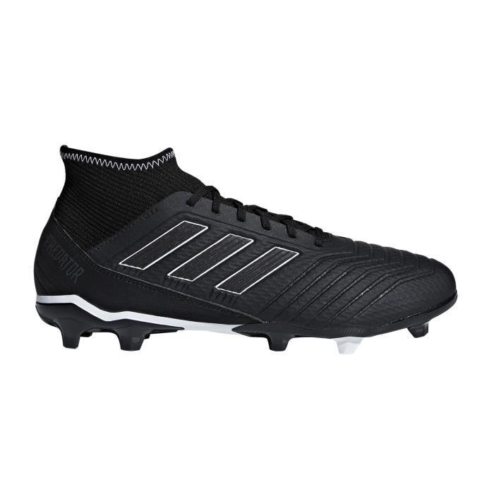 chaussure de foot adidas noir