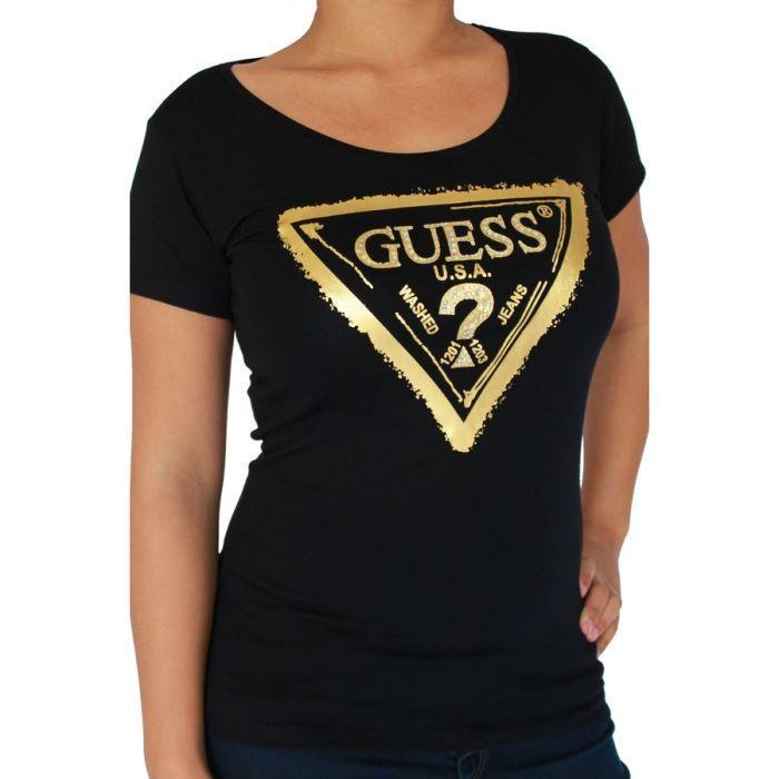 order low price sale where to buy Vente en gros tee shirt guess pour femme pas cher Pas cher ...
